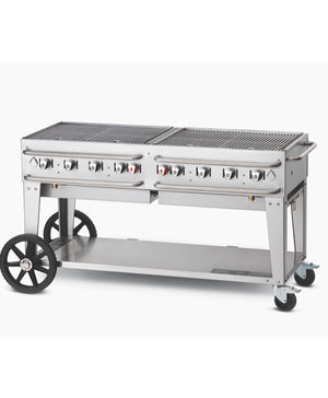 "Crown Verity 60"" Professional Series Rental Grill"