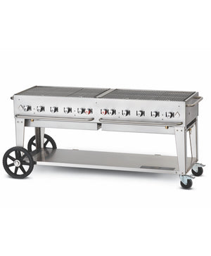"Crown Verity 72"" Mobile Grill"