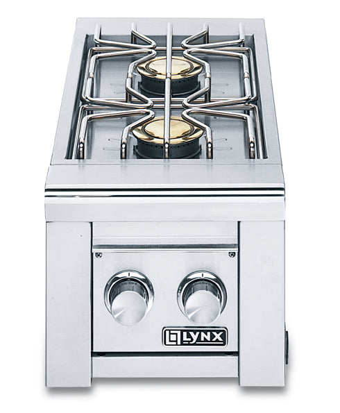 Lynx Double Side Burner