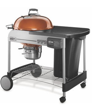 "Weber Performer® Deluxe 22"" Copper"