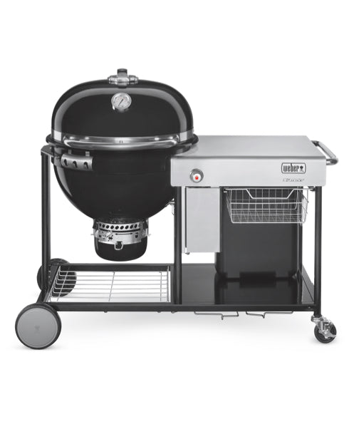 Weber Summit® Charcoal Grilling Center