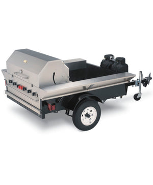 Crown Verity Professional Series Towable Grill TG-2