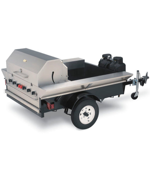 Crown Verity Towable Grill