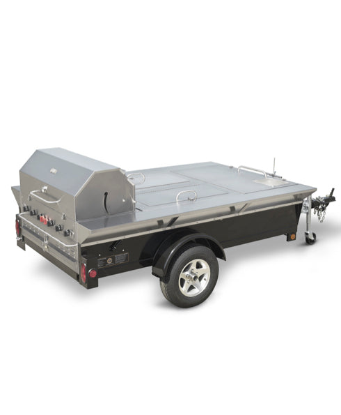 Crown Verity Professional Series Towable Grill TG-4
