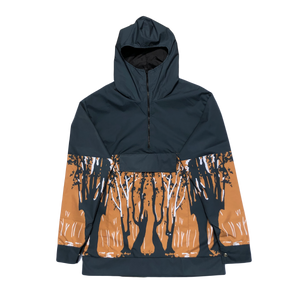 Enter the Forest Windbreaker