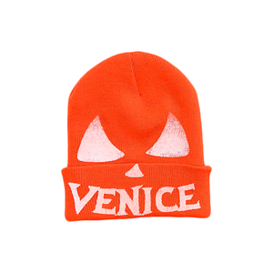 Pumpkin Beanie - Orange