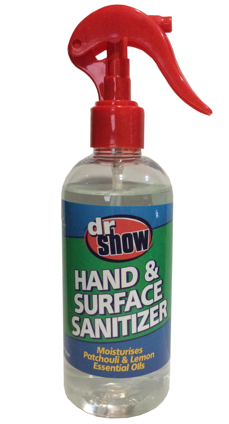 Dr Show Hand & Surface Sanitizer