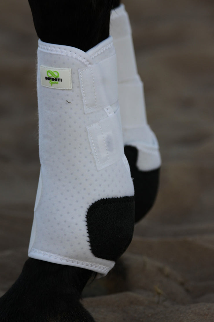 Xtra Guard Tendon Boot Front
