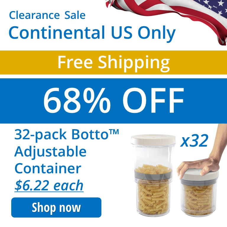 Botto clearance