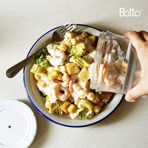 12-pc Pantry Essentials Botto®: The Adjustable Container