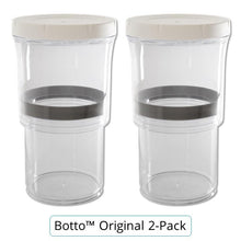 Load image into Gallery viewer, Botto®: The Adjustable Container 1.0 Original (Clear) Just Press & Store
