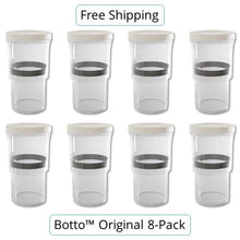Load image into Gallery viewer, Botto™: The Adjustable Container 1.0 Original (Clear) Just Press & Store