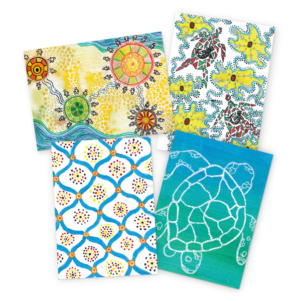 'Summer' Greeting Cards