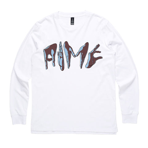 'Hands' Unisex Long Sleeve Tee