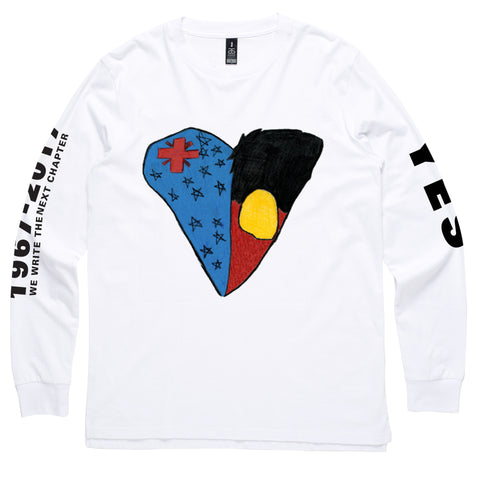 'YES' Long Sleeve Tee - Limited Edition