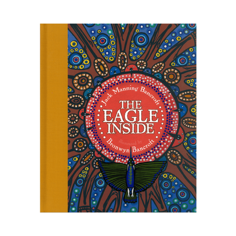 'The Eagle Inside' Book