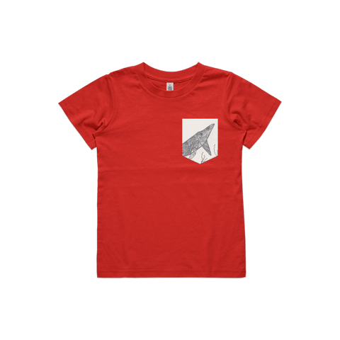 Shane Kids & Youth Pocket Tee