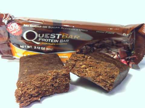 Quest Natural Protein Bar - Chocolate Brownie