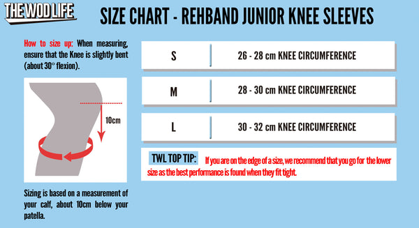 585c995144 TheWODLife. 17K subscribers. Subscribe · How to Find Your Correct Rehband  Knee Sleeve Size ...