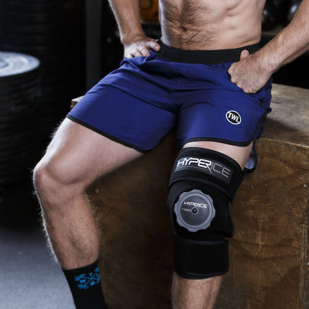 Mobility & Recovery - Hyperice Knee Compression Support - SINGLE