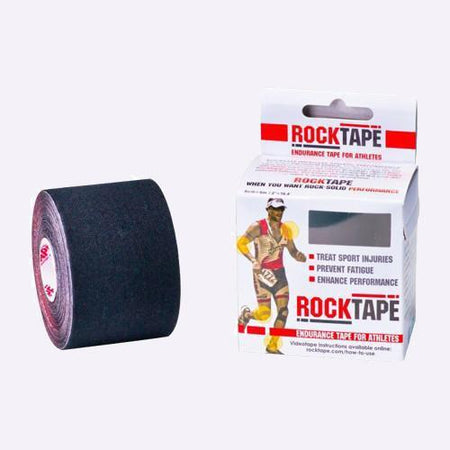 Mobility & Recovery - RockTape Black