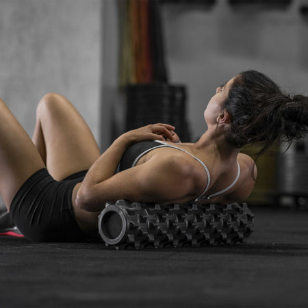Mobility & Recovery - The WOD Life - Tractor Roller - Half Length - Extra Firm