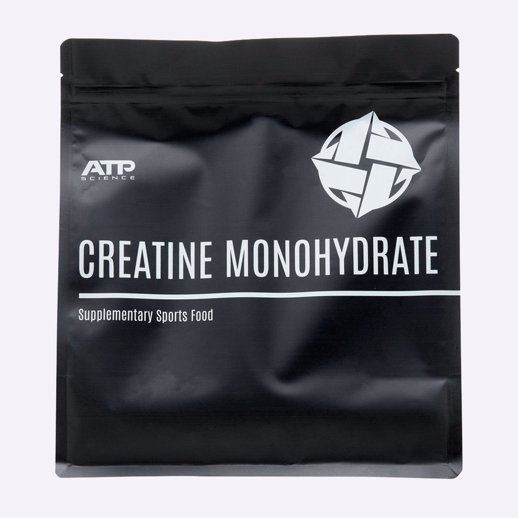 Supplements & Nutrition - ATP Science - Creatine Monohydrate - 500g