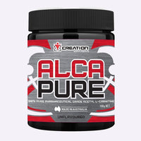 Supplements & Nutrition - Creation Supplements AlcaPure 100 Grams