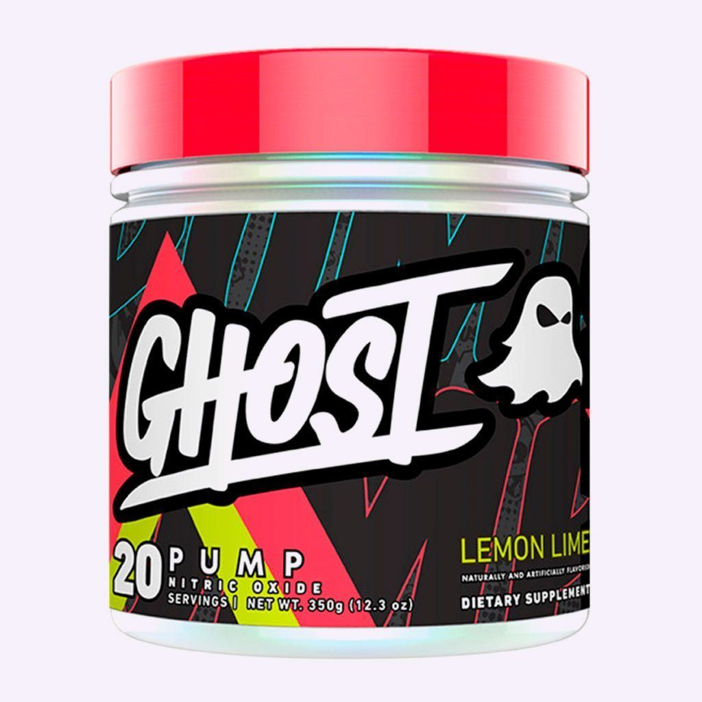 Supplements & Nutrition - Ghost Pump Pre-Workout - 20 Serves