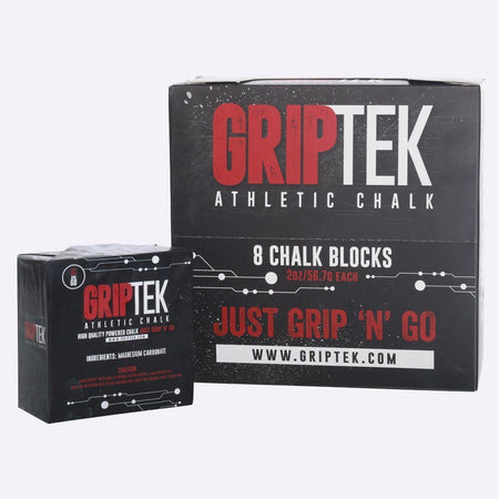 Weightlifting Accessories - GripTek - Gym Chalk