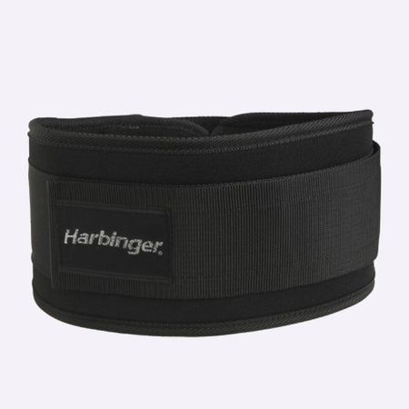 Weightlifting Accessories - Harbinger Men's 5inch Foam Core Belt