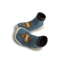 calcetin/ zapatilla sheriff slipper, Collegien