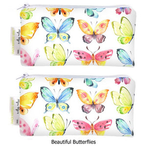 2 mini bolsas Itzy Ritzy beautiful butterflies
