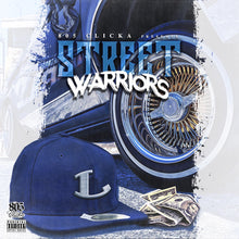 Load image into Gallery viewer, Street Warriors - CD