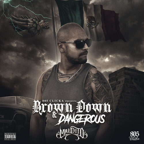 Maldito - Brown Down & Dangerous (CD)