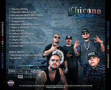Load image into Gallery viewer, Chicano Lifestyle - CD