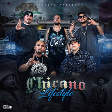 Chicano Lifestyle - CD