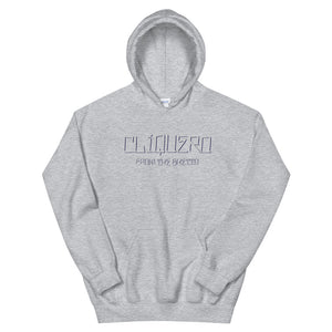 Cliquero from the Ghetto - Hoodie