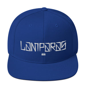 Lamparas - Embroidered Snapback