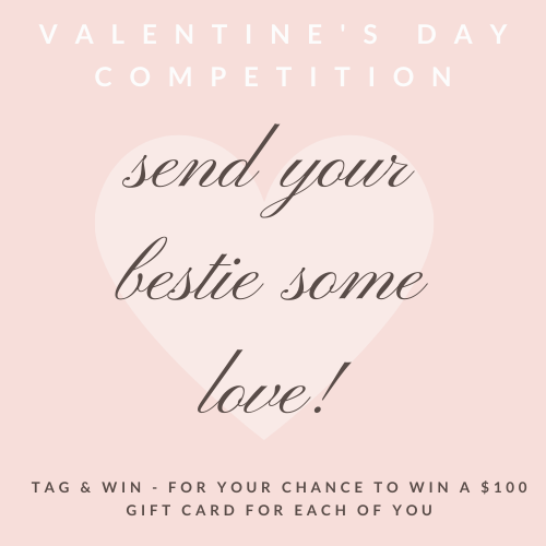 Valentines Day Tag & Win Competition