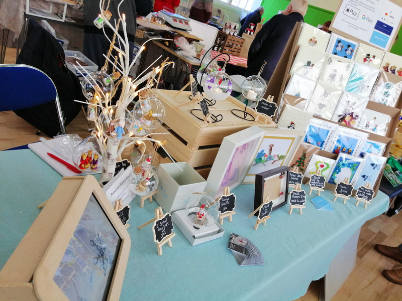 Craft Fair - Bakewell Brigade Hall 1st - 2nd November 2019