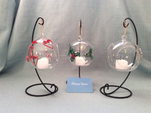 Load image into Gallery viewer, Christmas hanging tealight  holder