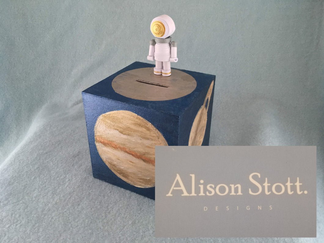 Space moneybox