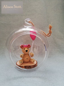 Baby Keepsake Bauble