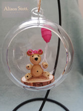 Load image into Gallery viewer, Baby Keepsake Bauble