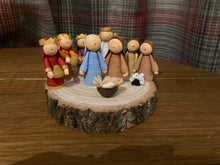 Load image into Gallery viewer, Nativity scene