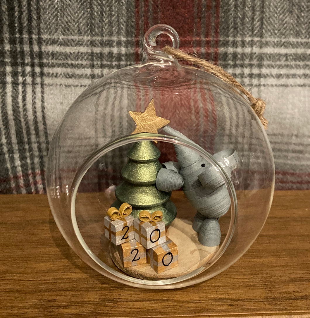 Chester zoo bauble