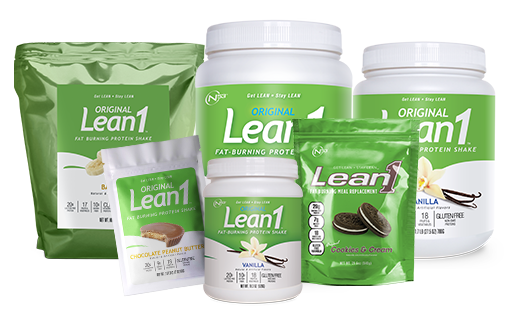 Lean1 Size Variants