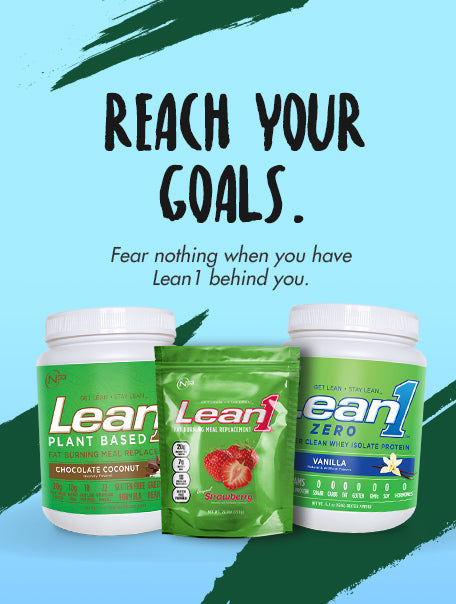 Reach your goals. Fear nothing when you have Lean1 behind you.