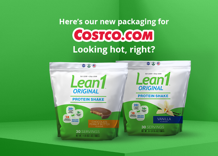 Here's our new packaging for costco.com